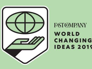 DI Receives Honorable Mention in Fast Company World Changing Ideas 2019