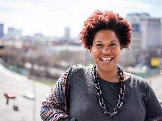 Q&A with Dominique M. Brown